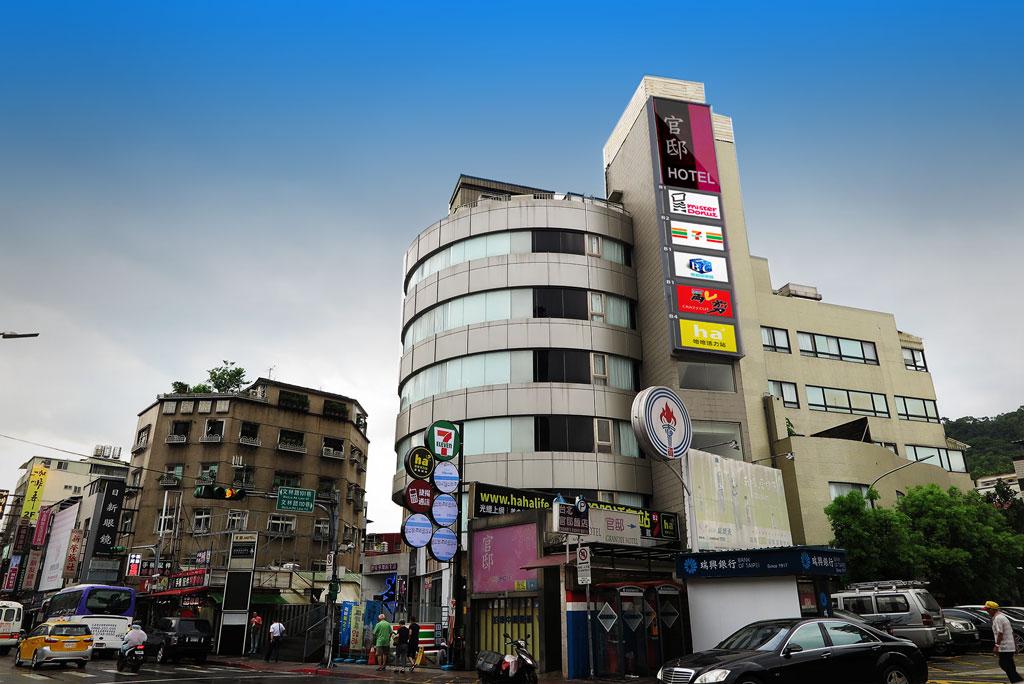 建築外牆大型廣告看板-2