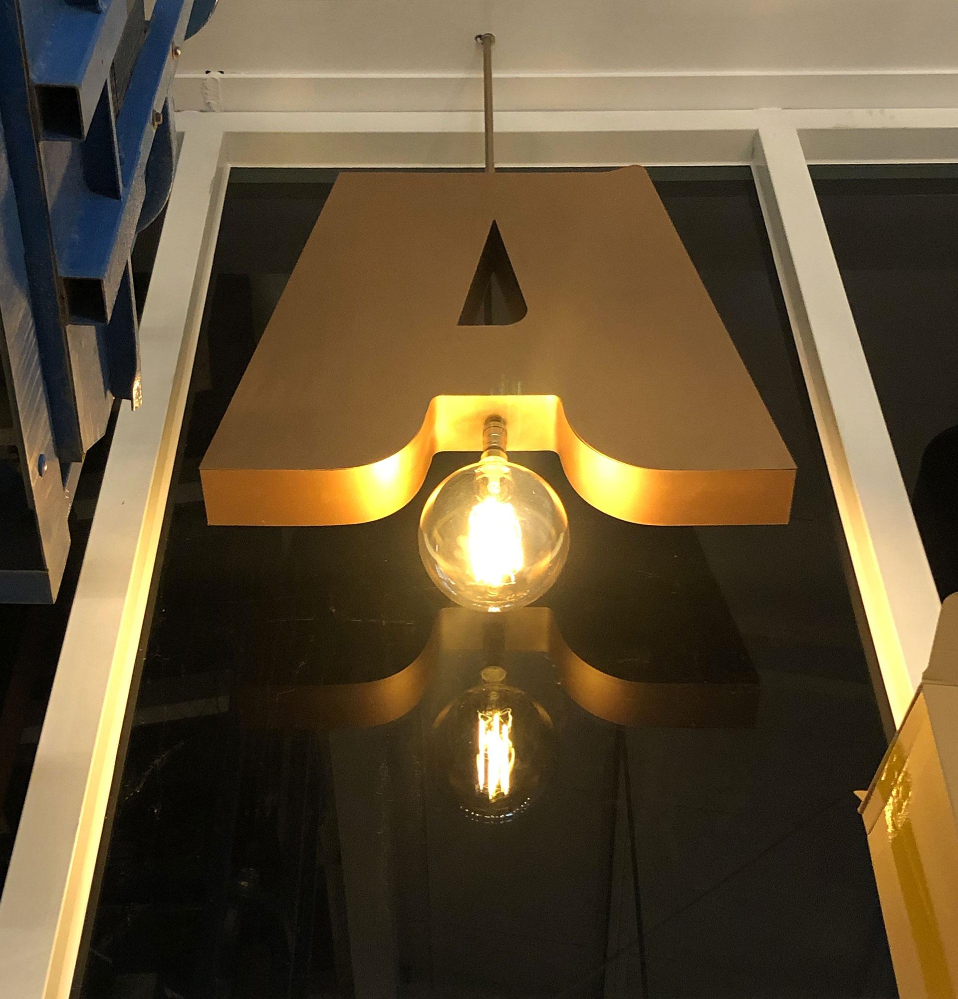 LOGO DESIGN LIGHTS